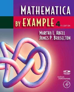 Mathematica by Example [With CDROM]