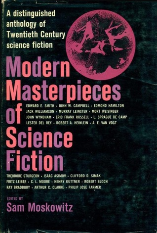 Modern masterpieces of science fiction by sam moskowitz 4047927 fandeluxe Image collections
