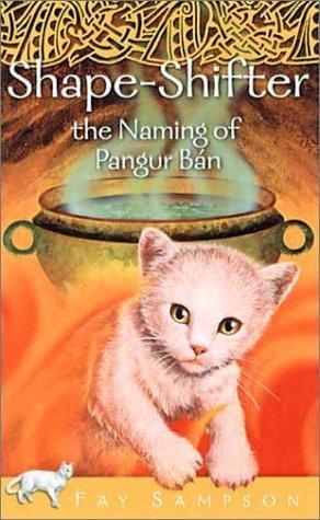 Shape-Shifter: The Naming of Pangur Ban