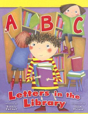 ABC Letters in the Library by Bonnie Farmer