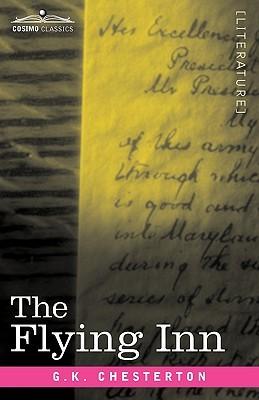 The Flying Inn by G.K. Chesterton