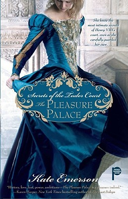 The Pleasure Palace by Kate Emerson