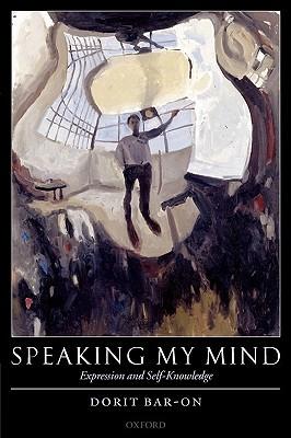 Speaking My Mind by Dorit Bar-On