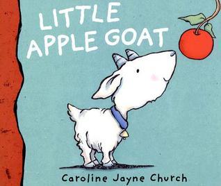 Little apple goat by Caroline Jayne Church
