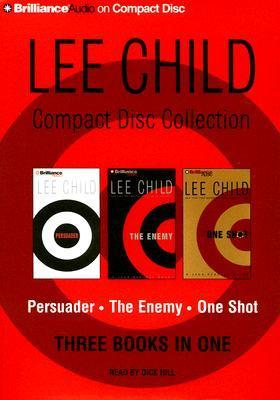 Lee Child CD Collection 3: Persuader, The Enemy, One Shot (Jack Reacher, #7-9)