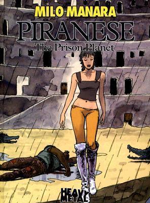 Piranese: The Prison Planet