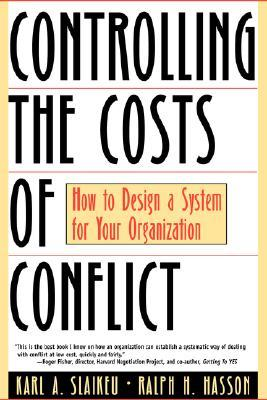 Controlling Costs Conflict