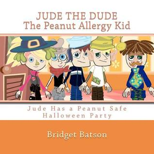jude the dude the peanut allergy kid jude has a halloween party