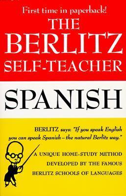 Berlitz Self-Teacher: Spanish