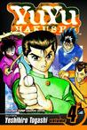 Yu Yu Hakusho, Volume 4: Training Day