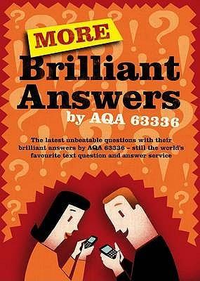 More Brilliant Answers. Aqa 63336