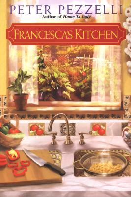 Francesca's kitchen par Peter Pezzelli