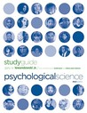 Study Guide: For Psychological Science, Third Edition