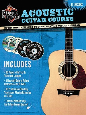 House Of Blues Presents: Acoustic Guitar Course (House of Blues Presents)