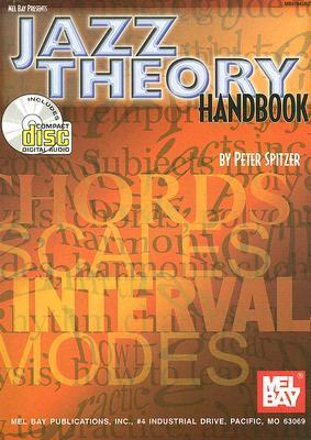 Mel Bay Jazz Theory Handbook Book/CD Set