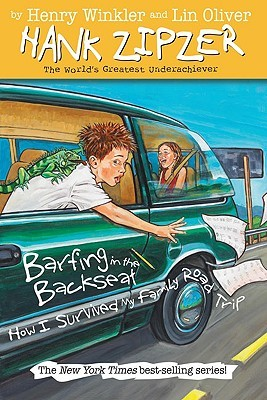 Barfing in the Backseat: How I Survived My Family Road Trip