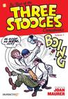 The Best of the Three Stooges Comicbooks  Vol. 1 by Norman Maurer