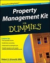 Property Management Kit for Dummies [With CDROM]
