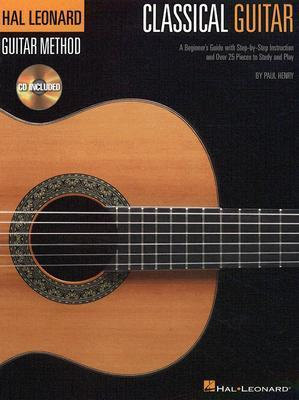 Classical Guitar BK/CD Hal Leonard Guitar Method