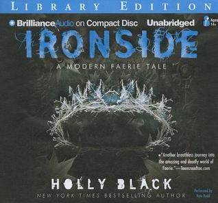 Ironside (Modern Faerie Tales #3)