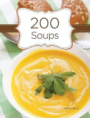 200 Soups Fácil descarga de libros en español.