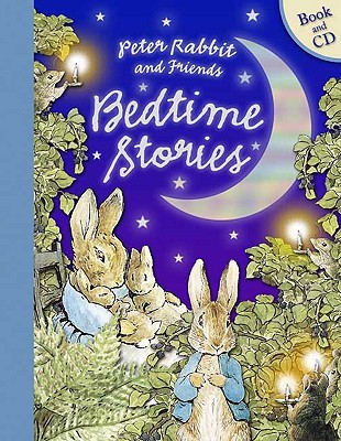 Peter Rabbit and Friends Bedtime Stories Book and CD