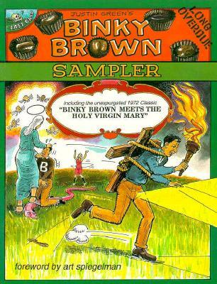 Justin Green's Binky Brown Sampler by Justin Green