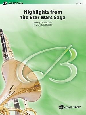 Star Wars Saga, Highlights from the
