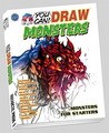 You Can Draw Monsters Supersize #1
