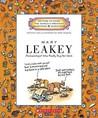 Mary Leakey by Mike Venezia