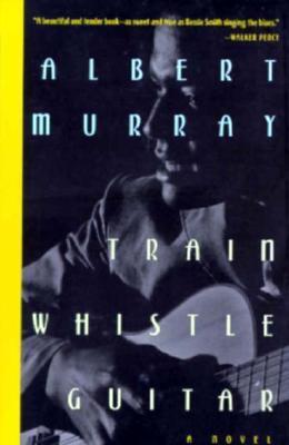 Train Whistle Guitar by Albert Murray