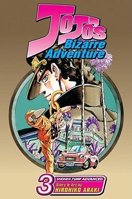 JoJo's Bizarre Adventure, Vol. 3