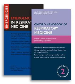 Oxford Handbook of Respiratory Medicine and Emergencies in Respiratory Medicine Pack
