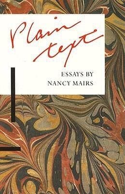 Plaintext by Nancy Mairs