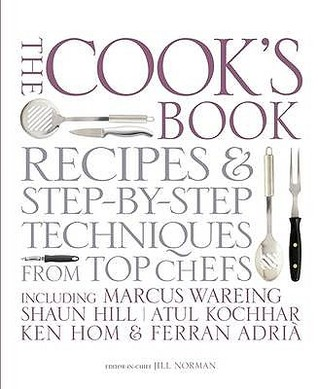 The Cook's Book by Jill Norman