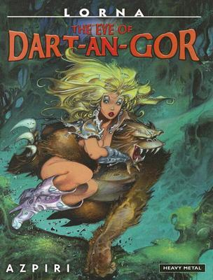 Lorna: The Eye of Dart-An-Gor (Lorna, #6)
