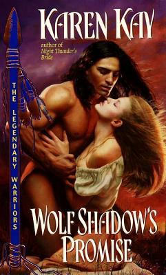 Wolf Shadows Promise(Legendary Warriors 1)