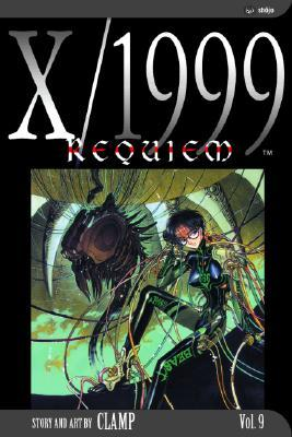 X/1999, Volume 09 by CLAMP