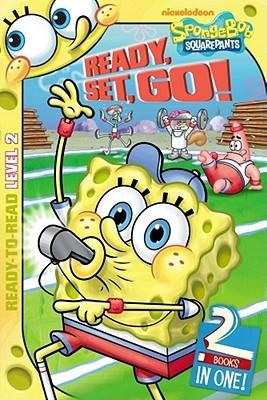 Ready, Set, Go!: 2 Books in 1! [Camp SpongeBob; The Big Win] (SpongeBob SquarePants)