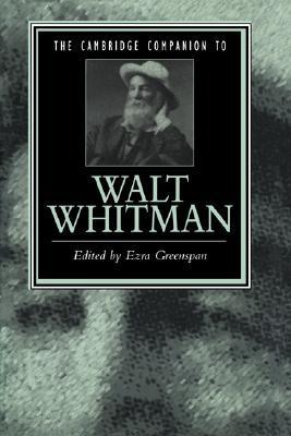The Cambridge Companion to Walt Whitman