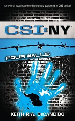 Four Walls by Keith R.A. DeCandido