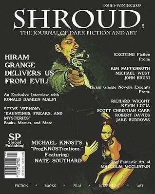 Shroud 5: The Journal Of Dark Fiction And Art (Volume 1)