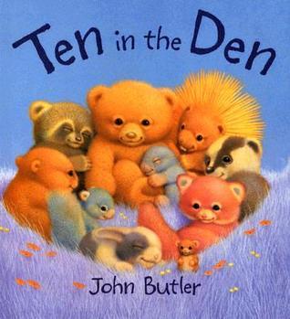 Ten In The Den by John Butler