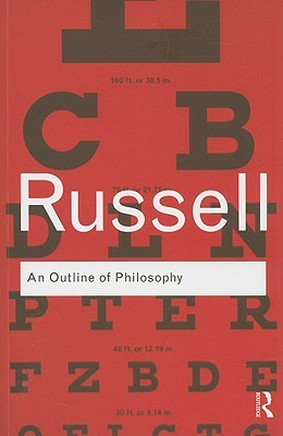 Ebook An Outline of Philosophy by Bertrand Russell PDF!