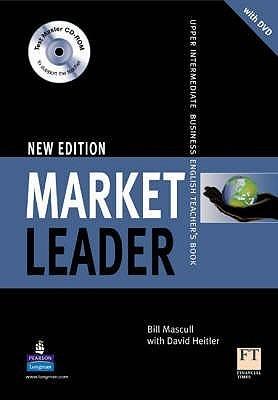 Market Leader: Upper Intermediate Teacher's Book And Dvd Pack