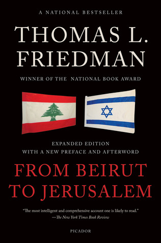 From beirut to jerusalem by thomas l friedman fandeluxe Ebook collections