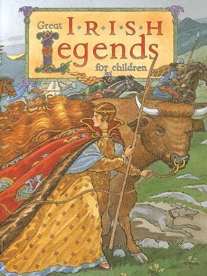 Great Irish Legends For Children By Yvonne Carroll - Irish legends