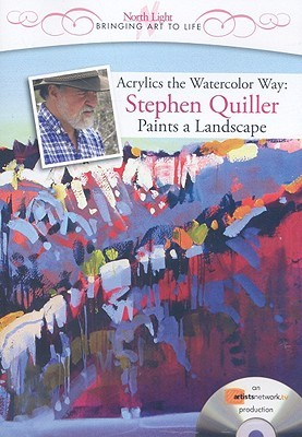 Landscapes in Living Color - Quiller Paints in Acrylics the Watercolor Way DVD