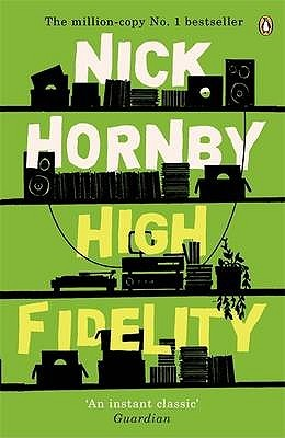 high fidelity novel