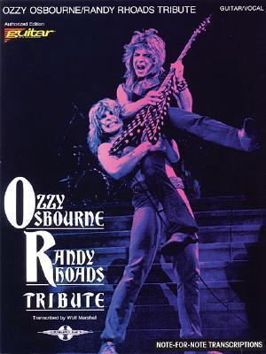 Ozzy Ozbourne Randy Rhoads Tribute